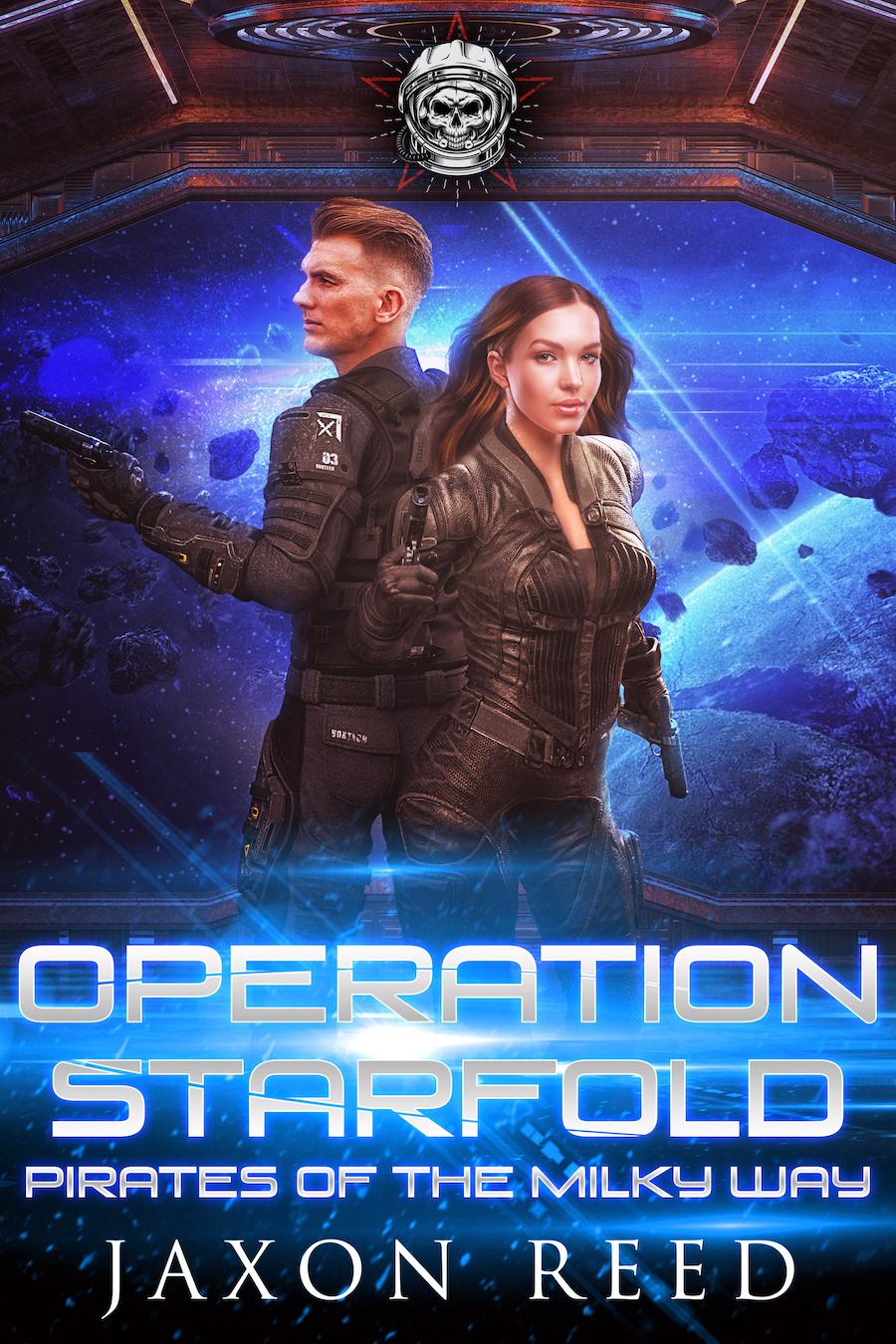 Operation Starfold cover